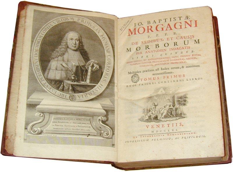 morgagni - title page